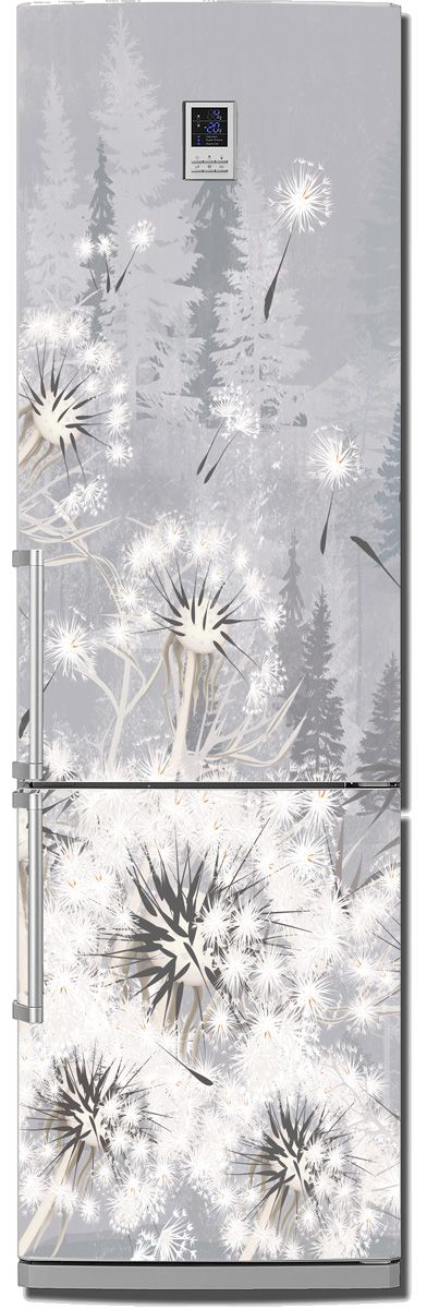 Fridge Skin - Everything will be white by X-Decor
