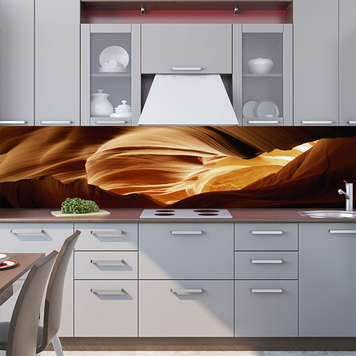 Kitchen Backsplash - Grand Canyon