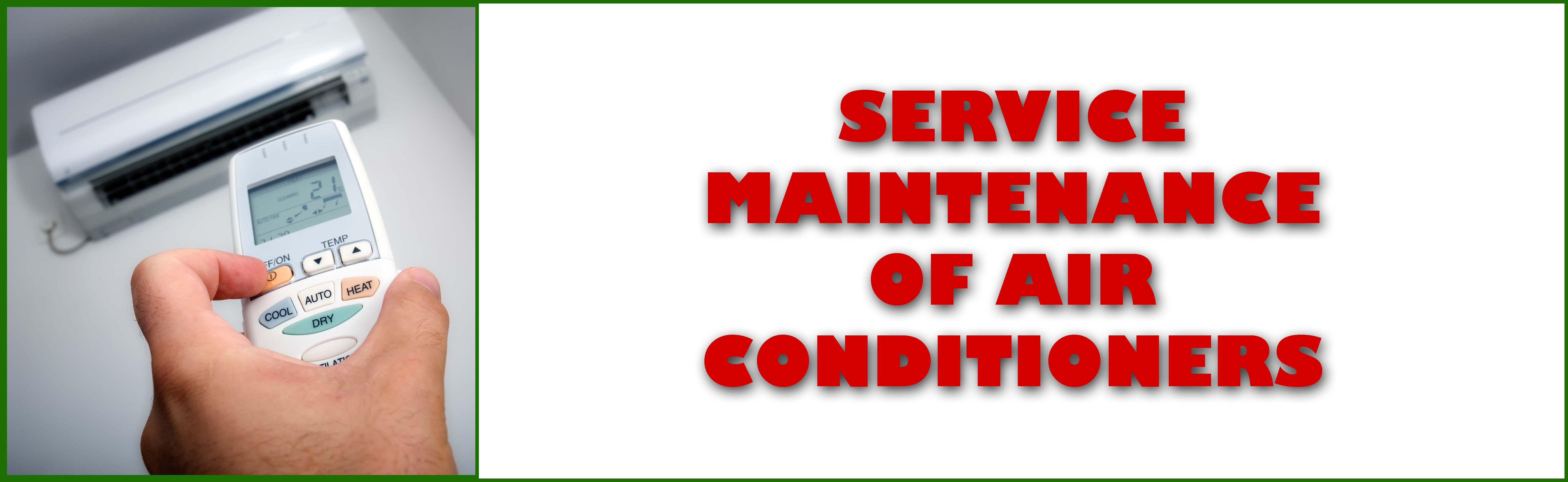 service air conditioner
