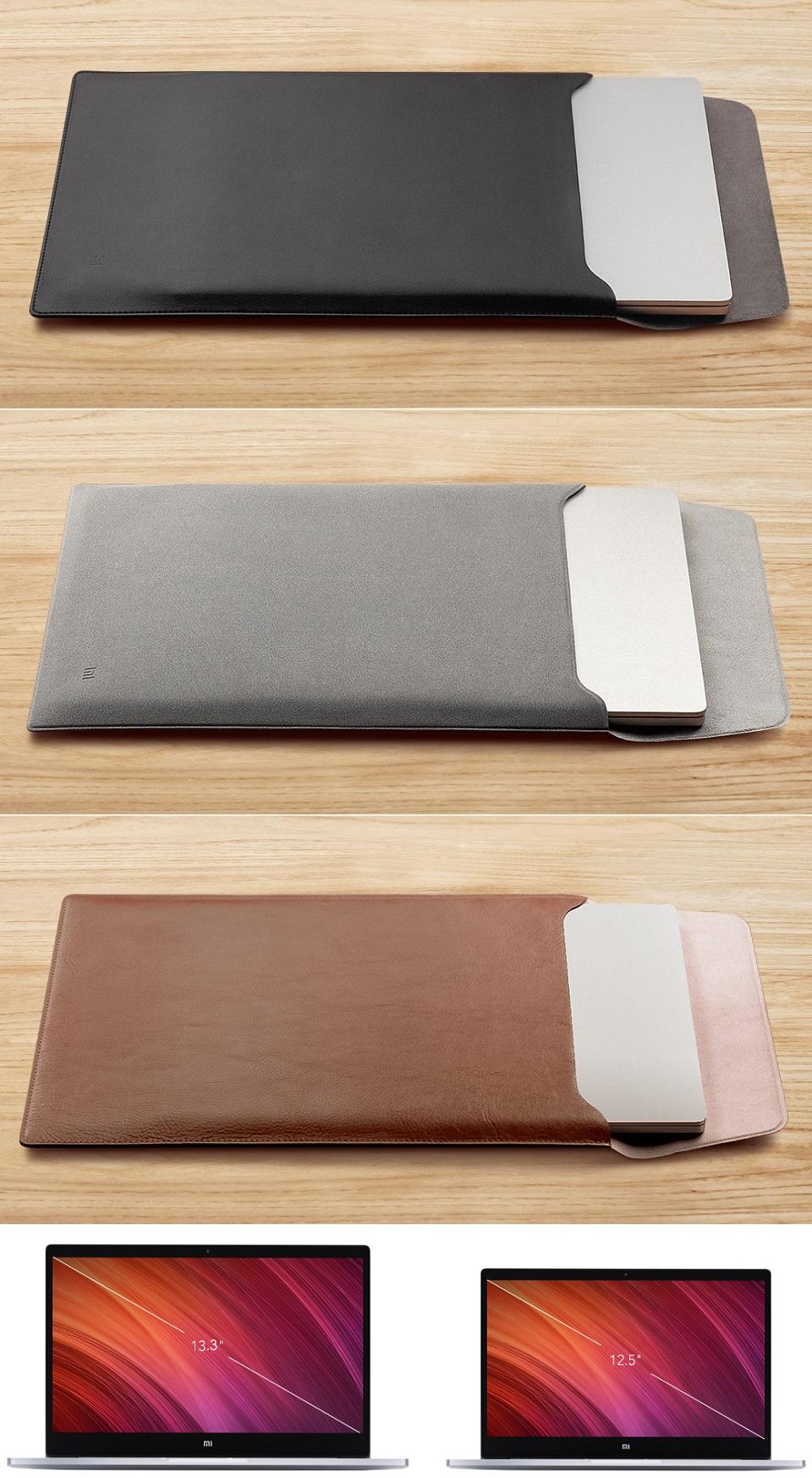 Mi Book Air 13.3` 4G Core i7 кожаный чехол