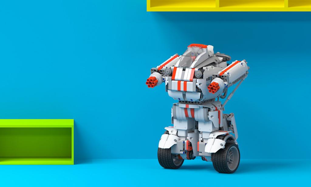 Mi Bunny Block Robot основной