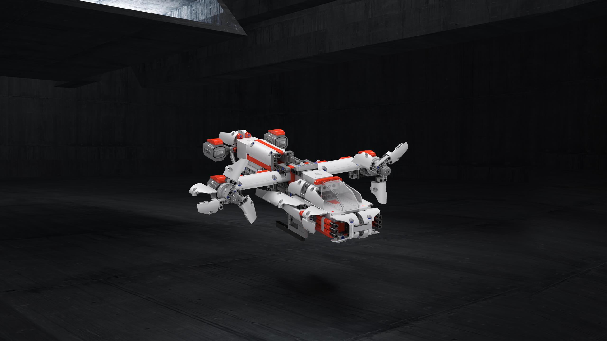 Mi Bunny Block Robot робот