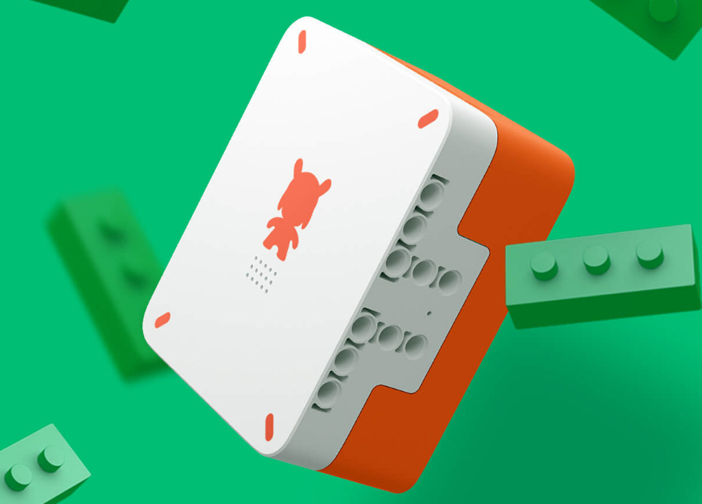 Mi Bunny Block Robot процессор