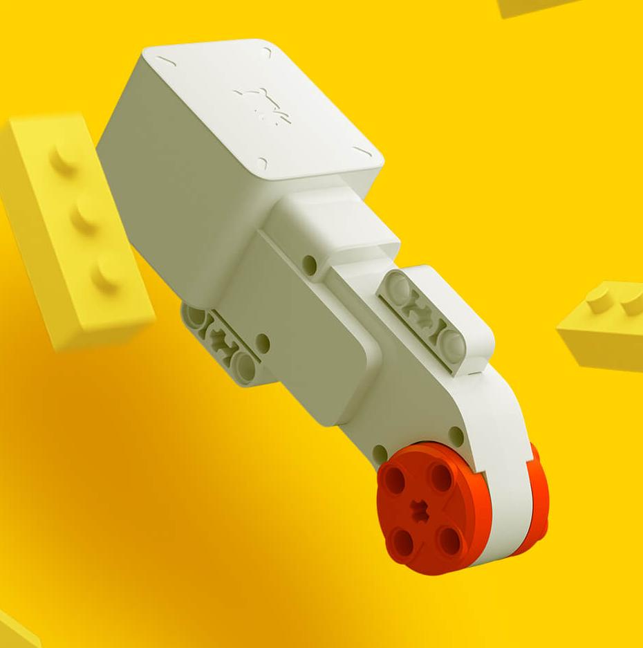 Mi Bunny Block Robot двигатель