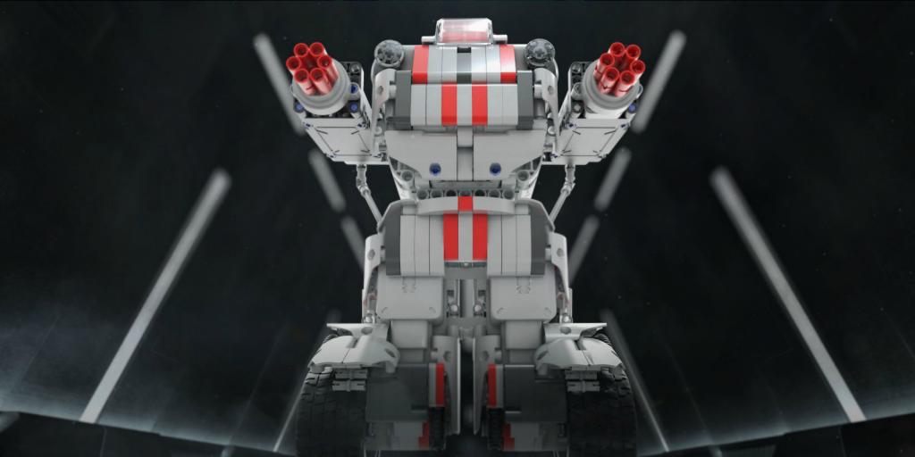 Mi Bunny Block Robot гироскоп