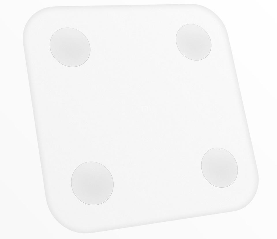 Весы Xiaomi Smart Scale 2 лицевая сторона