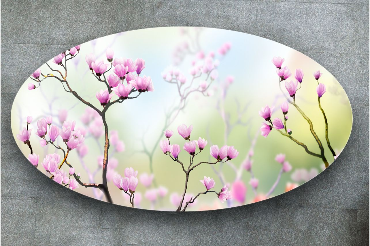 Table Decals - The art of flowering | Buy Table Decals in x-decor.com