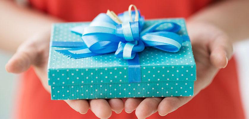 Подарки в современном мире