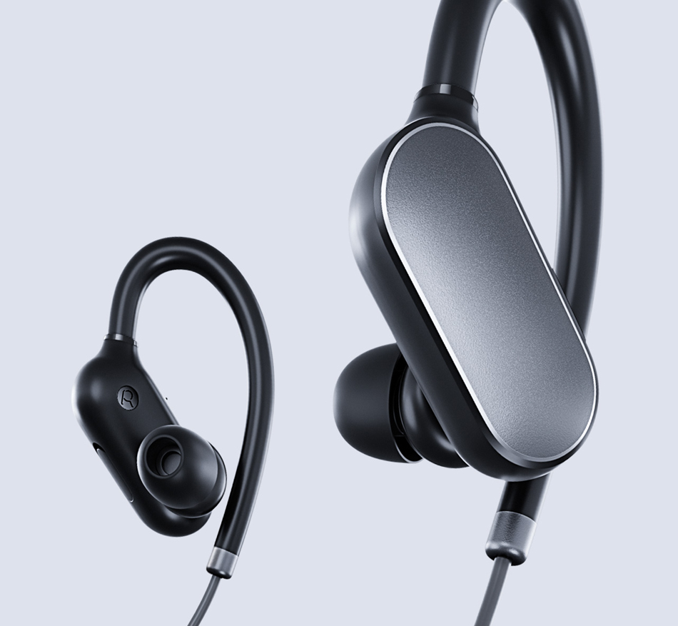 Xiaomi Mi Sports Bluetooth Headset White вулиця