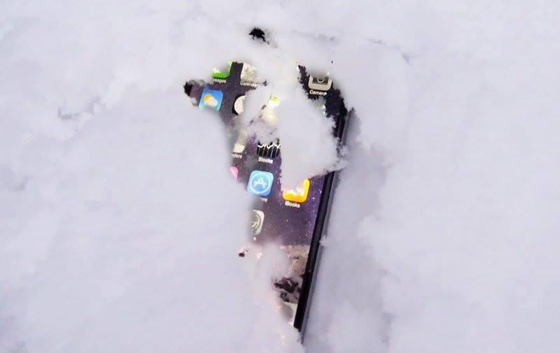 Морозостойкость — достаточно редкое свойство для смартфона