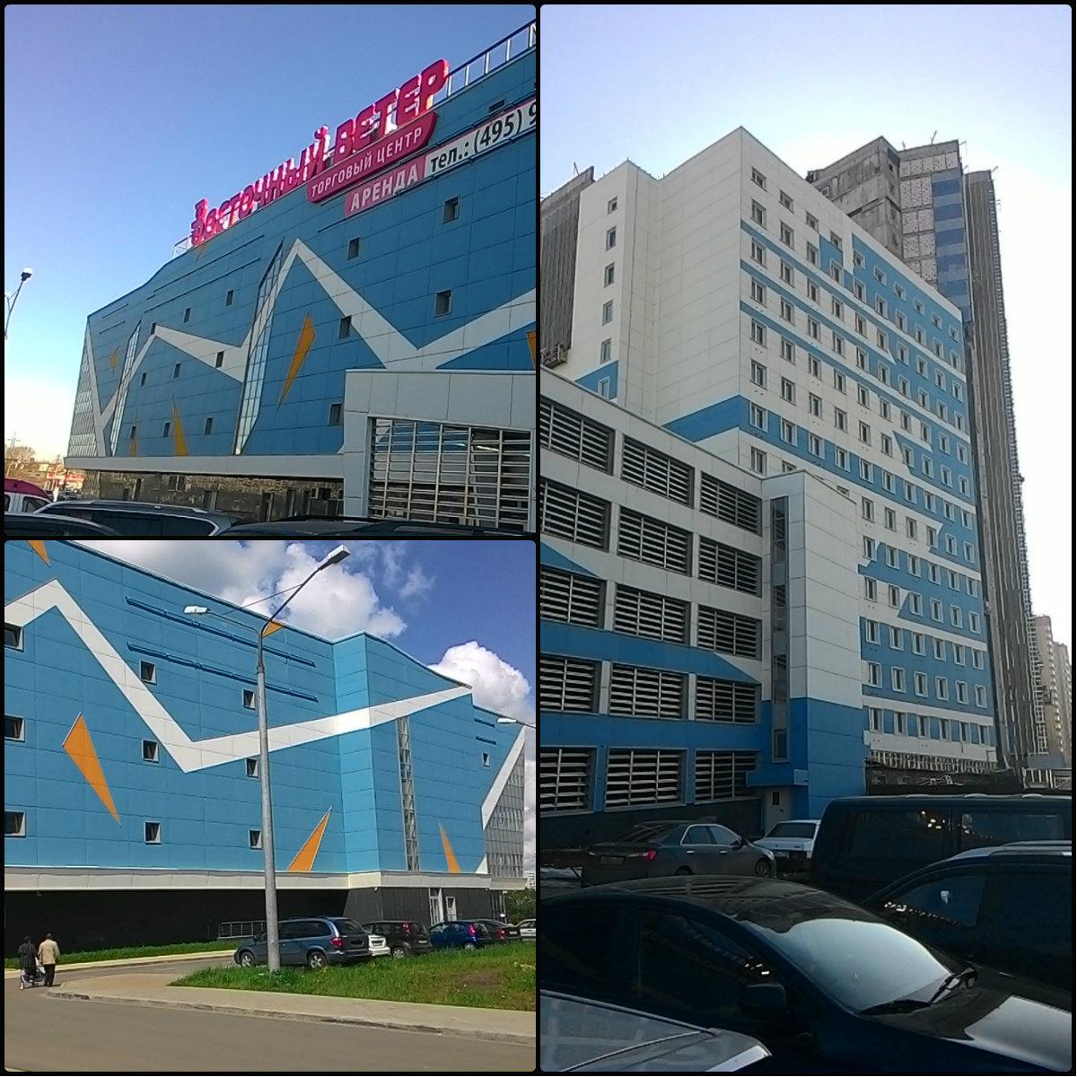 Облицовка дома фасадными панелями от производителя г. Москва