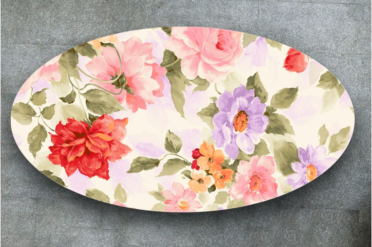 Table Decals - Provence | Buy Table Decals in x-decor.com