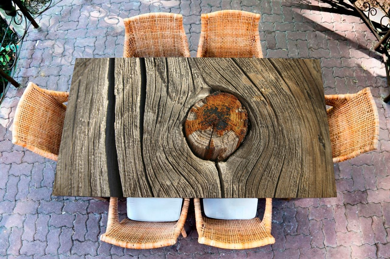 Наклейка на стол - Древо| Купить фотопечать на стол в магазине Интерьерные наклейки