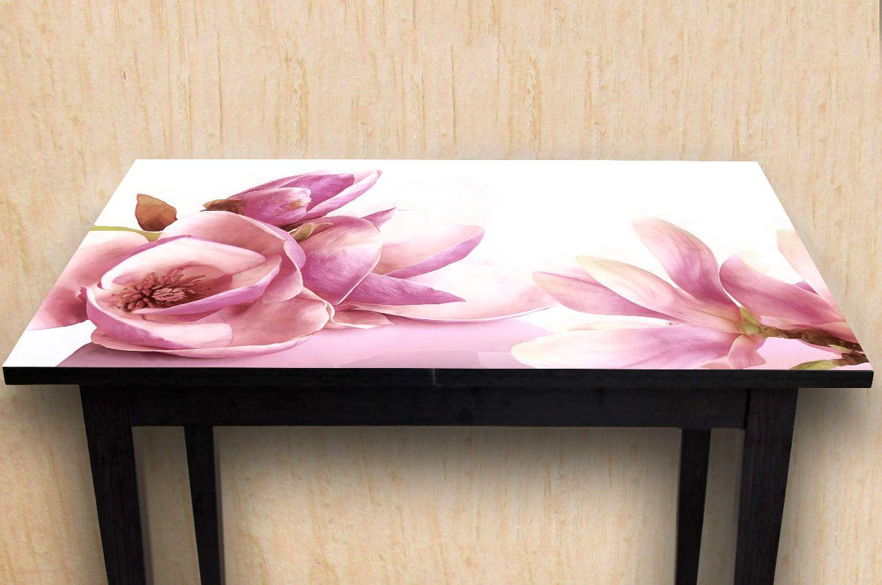 Наклейка на стол - Магнолия   Купить фотопечать на стол в магазине Интерьерные наклейки