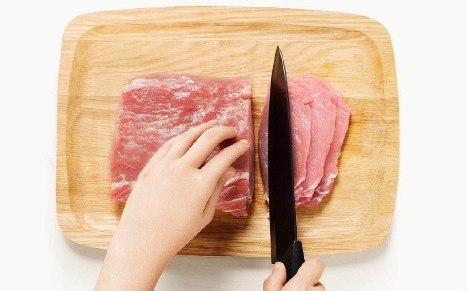 Knifes Black QHS1704