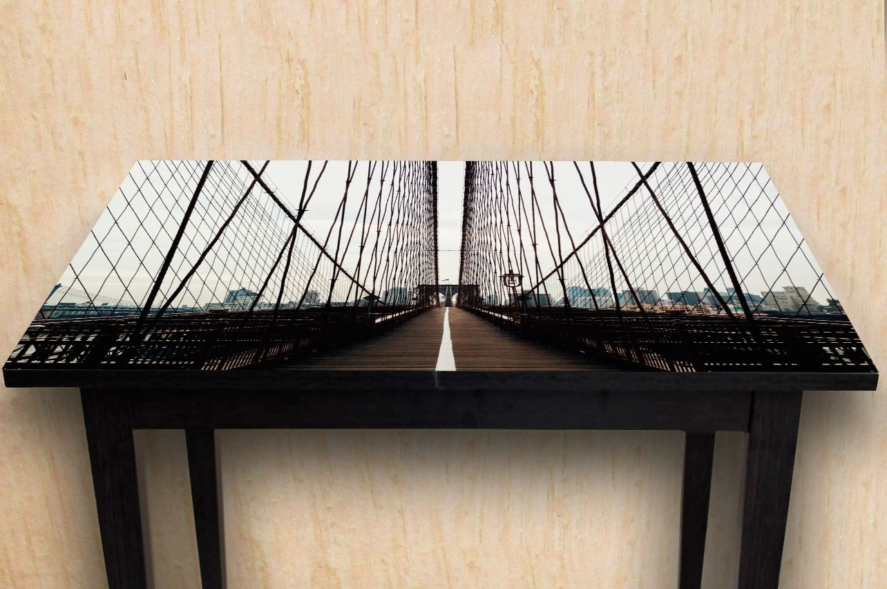 Table Decals - We go there |Buy Table Decals in x-decor.com