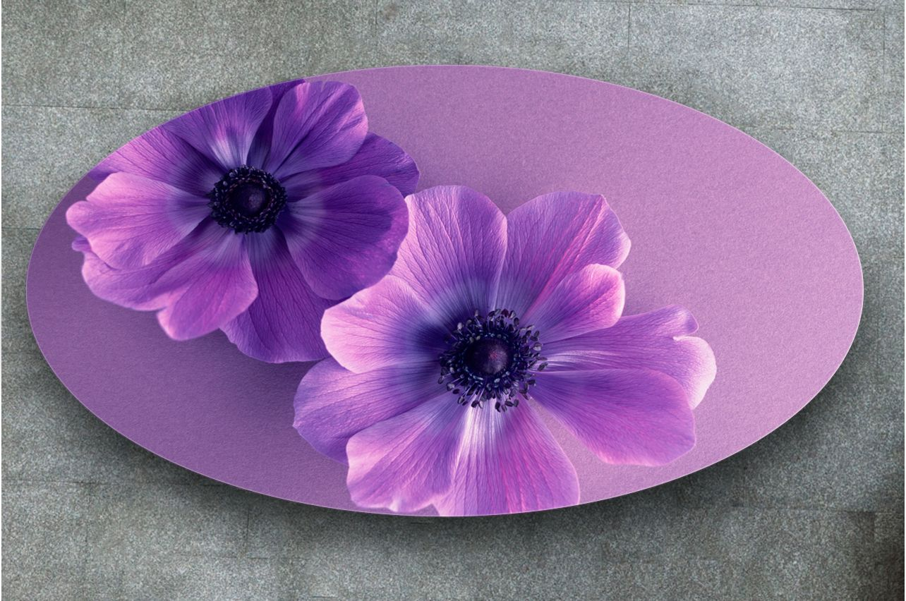 Table Decals - Two | Buy Table Decals in x-decor.com