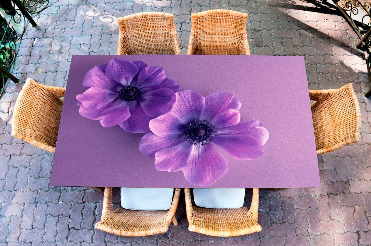 Наклейка на стол - Двое | Купить фотопечать на стол в магазине Интерьерные наклейки