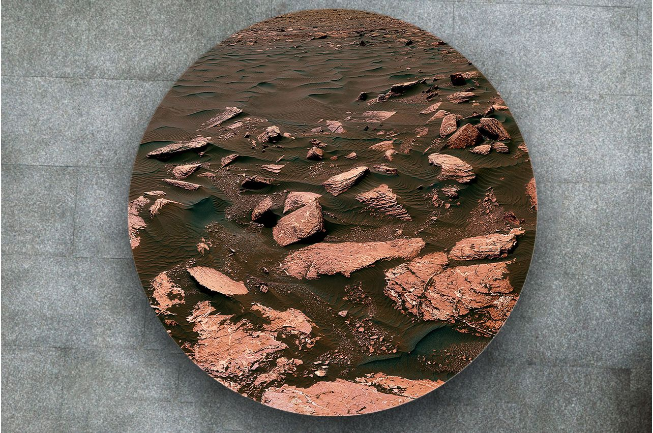 Table Decals - Mars | Buy Table Decals in x-decor.com