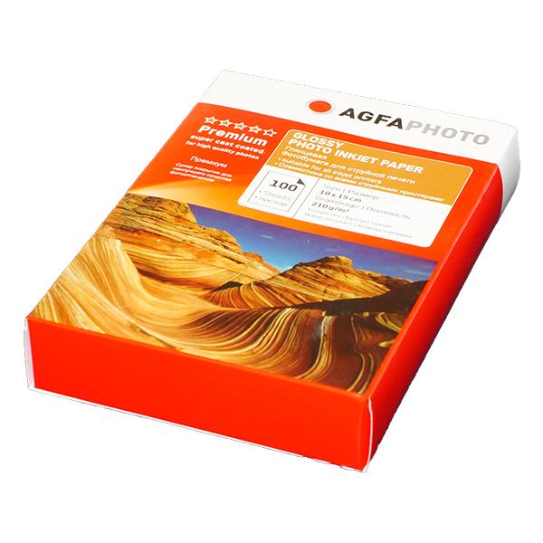 Глянцевая фотобумага Agfa