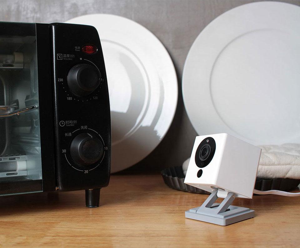 IP-камера Xiaomi MiJia Small Square Smart Camera