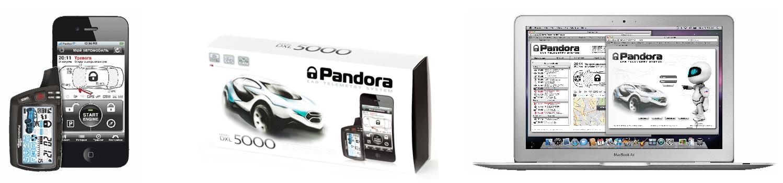 Pandora DXL 5000