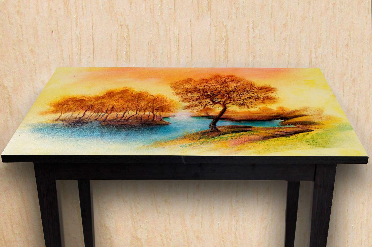 Наклейка на стол - Пейзаж 2 | Купить фотопечать на стол в магазине Интерьерные наклейки