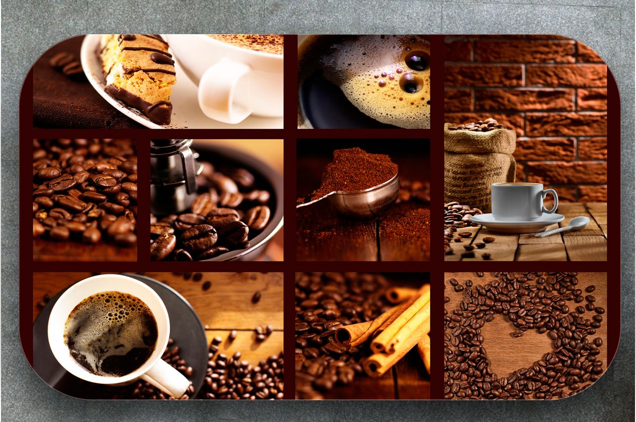 Table Decals - Coffee 3 | Buy Table Decals in x-decor.comи