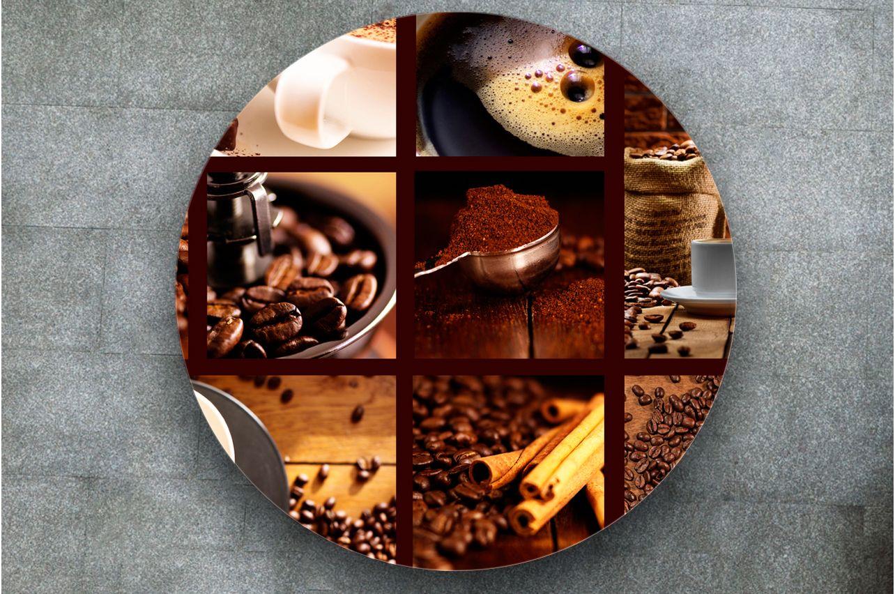 Наклейка на стол - Кофе 3 | Купить фотопечать на стол в магазине Интерьерные наклейки
