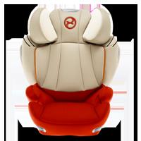Подушки безопасности CYBEX - Дополнительная защита при боковом столкновении.