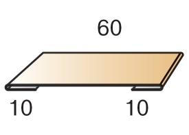 Планка стыковочная