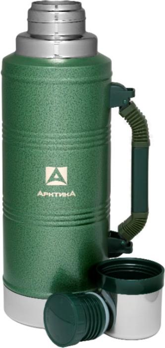 Термос для напитков Арктика серии 106-2200P - классический американский стиль