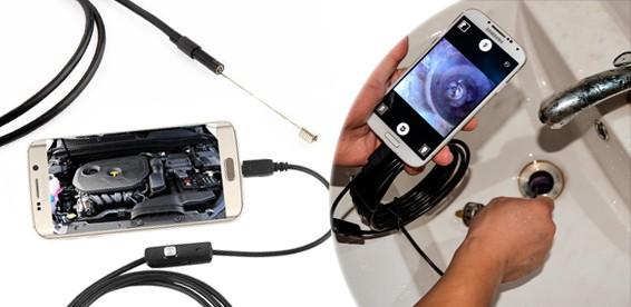 Картинки по запросу Эндоскоп для Android и ПК