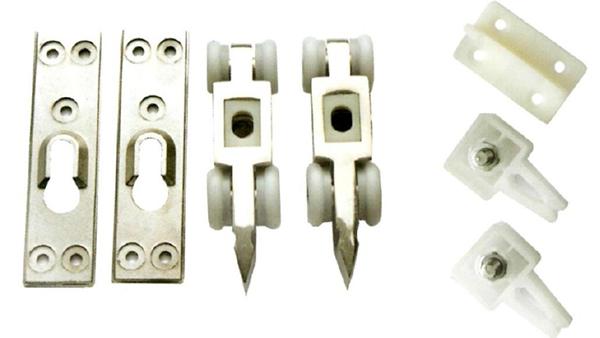 Ролики для раздвижных дверных систем