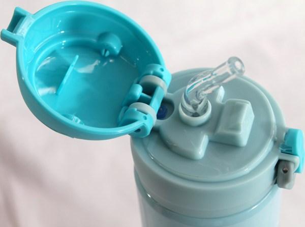 Термос питьевой Hello Winter с поилкой - поилка с носиком-трубочкой