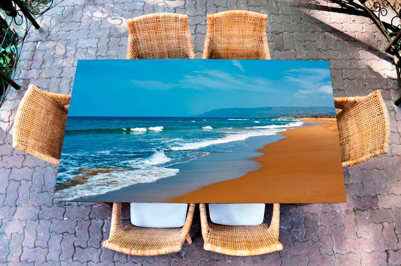 Наклейка на стол - Вязанный 3 | Купить фотопечать на стол в магазине Интерьерные наклейки