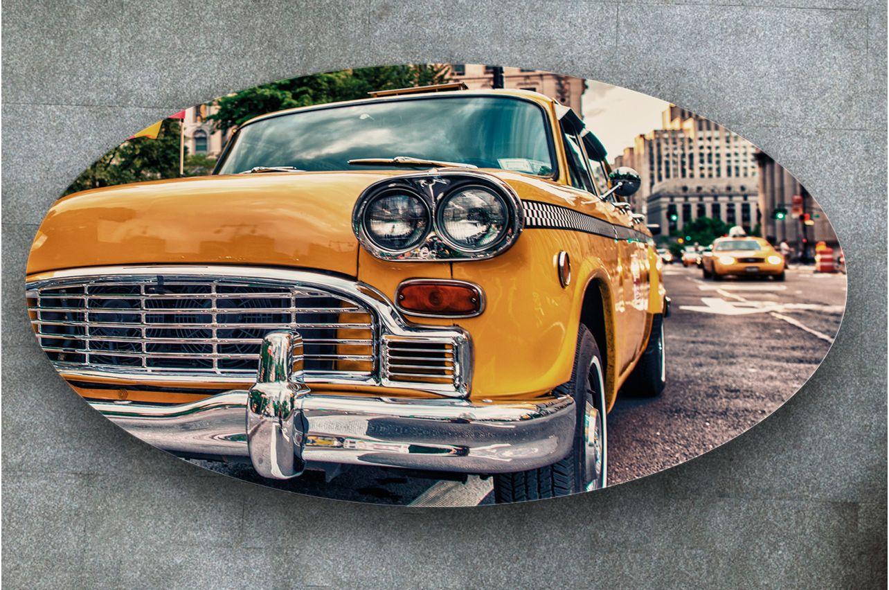 Наклейка на стол - Такси | Купить фотопечать на стол в магазине Интерьерные наклейки