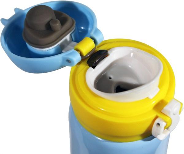 Термостакан с поилкой Keep Calm 500 мл - узкое горло 40 мм
