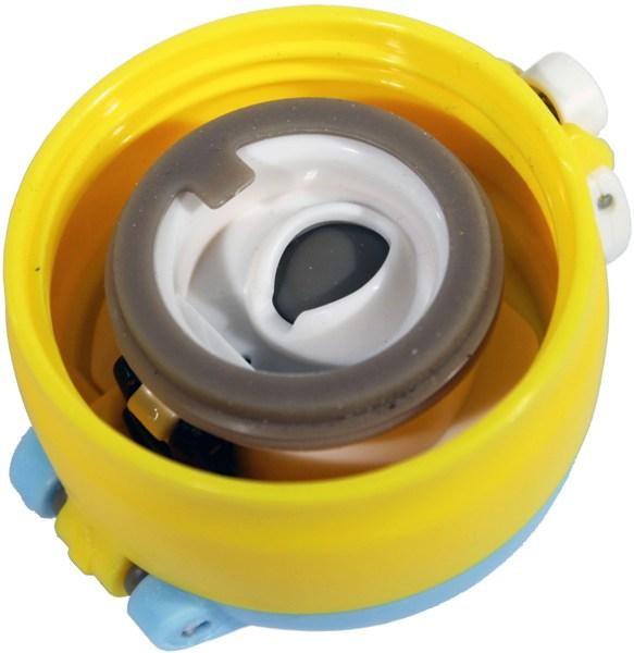 Термостакан с поилкой Keep Calm 500 мл - крышка с силиконом