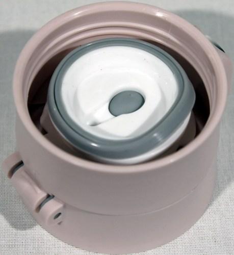 Термостакан Health с поилкой 500 мл - пробка с силиконовым уплотнителем
