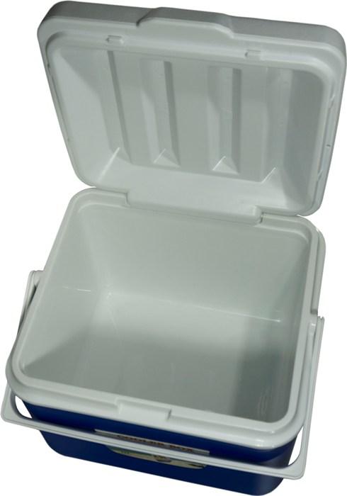 Изотермический контейнер Cooler Box для продуктов 26 литров внутри