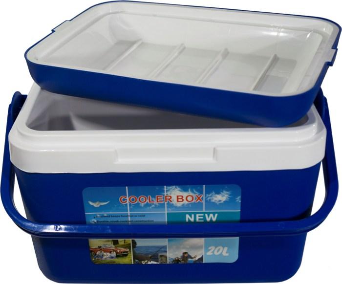 Изотермический контейнер Box Lite 20 литров с крышкой