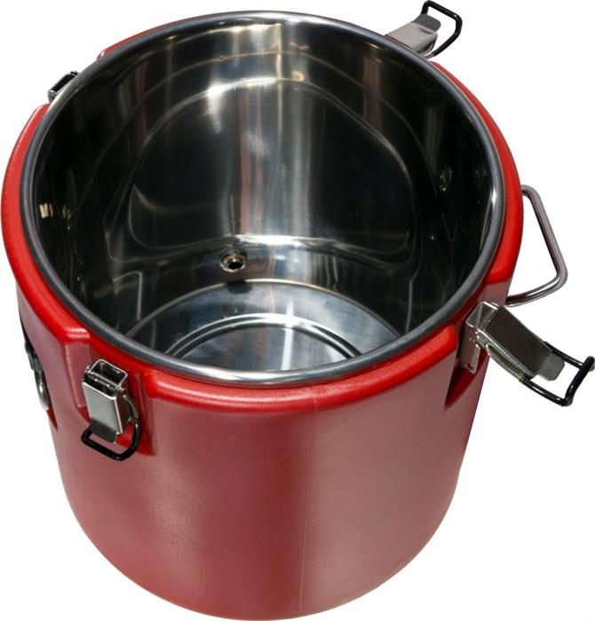 Изотермический термо-бочонок Maidisi 30 литров - колба из нержавеющей стали