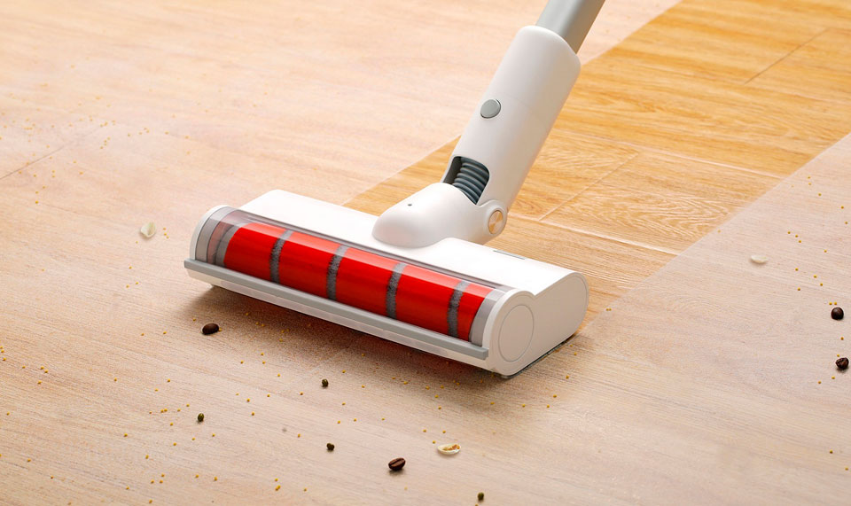 Roidmi F8 Handheld Wireless Vacuum Cleaner качественная чистка