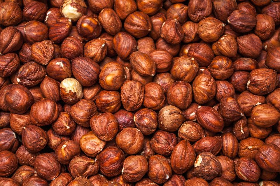 Фундук лесной орех ядра урбеч паста