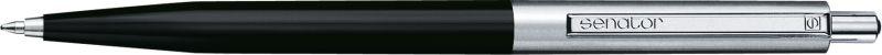 черные ручки Senator Point Metal
