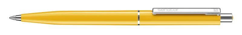 желтые ручки Senator Point