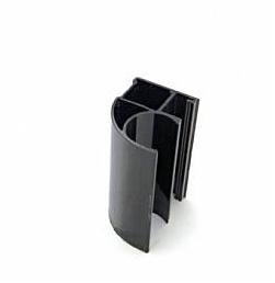 Профиль алюминиевый Венге глянец