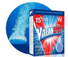 Применение Vclean Spot