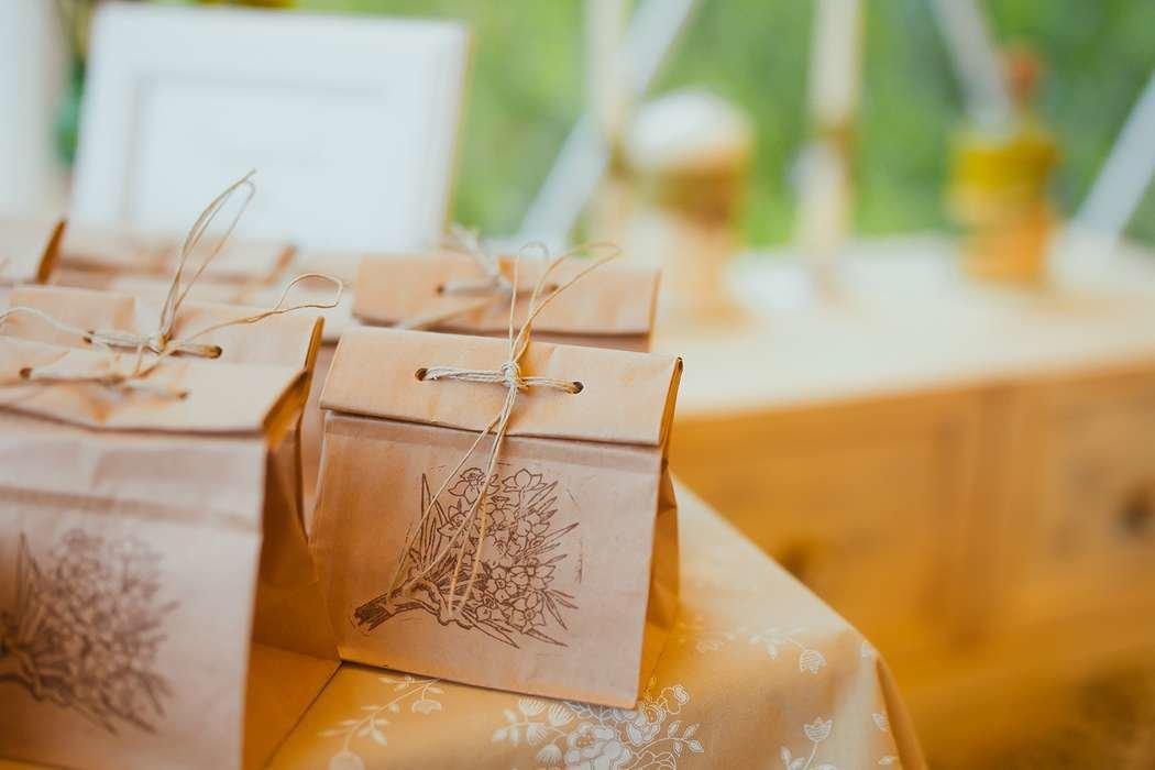 Свадьба в стиле hand-made